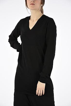Rick Owens Cotton V neck Sweater size Xl