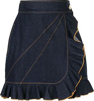 Karen Walker Delta skirt - Blue