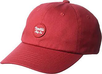 e8cb9da4453 Brixton Mens Wheeler Low Profile Adjustable Hat