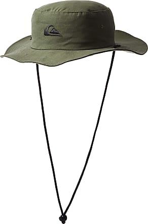 5a4a00312d0 Quiksilver Mens Bushmaster Sun Protection HAT