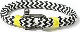 Panareha JAWS cotton striped bracelet