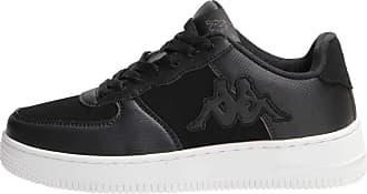 Kappa Shoes Logo Salerno 34119bw 005, 41, Black
