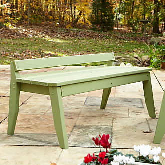 UWharrie Chair Outdoor Uwharrie Plaza Backless Patio Bench - P098-073W