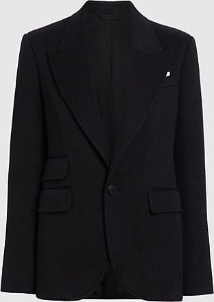Neil Barrett One Button Fine Bi-stretch Gabardine Mens Jacket