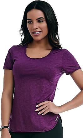 Cajubrasil T-Shirt Cool Básica Roxa P