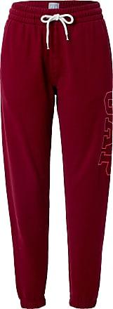Pantalones Rojo De Gap Para Mujer Stylight