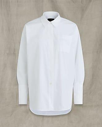Belstaff Belstaff IDLER COTTON SHIRT White UK 8