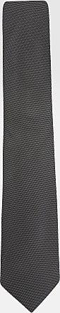 Hackett Silk Pin Dot Tie   Black/White