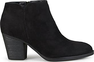 Brinley Co Womens Chase Ankle Boot