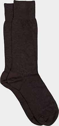 ZD Zero Defects Zero Defects brown soya socks