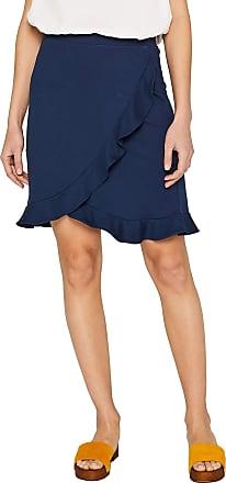 EDC by Esprit Womens 059cc1d004 Skirt, Blue (Navy 2 401), X-Small