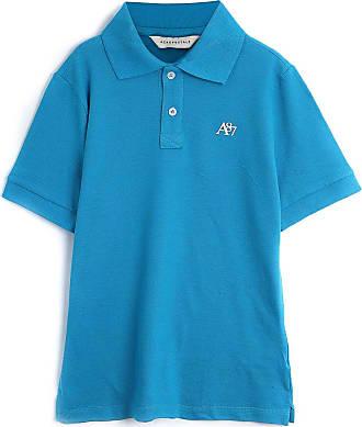 Aéropostale Camiseta Aeropostale Menino Lisa Azul
