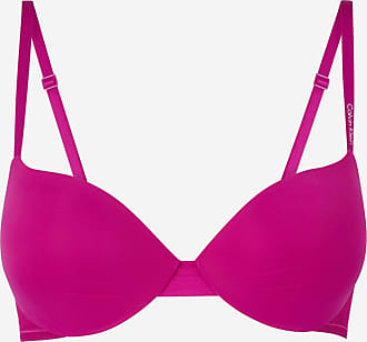 Calvin Klein Soutien-gorge corbeille Demi Lift Scultep Rose Calvin Klein 2f22e0b96cf
