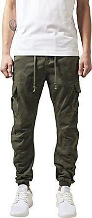 ce7f1ef50 Urban Classics Cargo Jogging Pants Pantalones, (Olive Camo 775), W34 para  Hombre