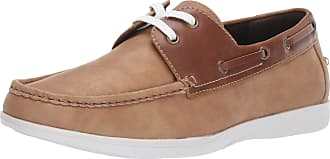 Unlisted by Kenneth Cole Mens Comment-ATER Boat Shoe, Tan, 9.5 UK