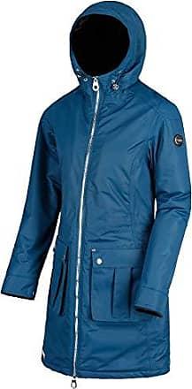 Regatta, Cross Penine Hybrid, hardshell jas (ademende regenjas), dames, groen