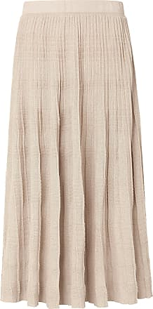 Uta Raasch Pleated skirt glitter effect Uta Raasch gold