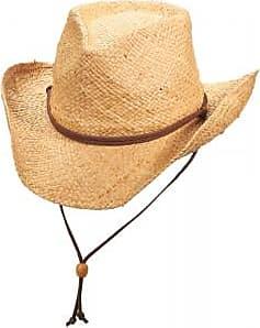Dorfman Pacific Straw Western Hat