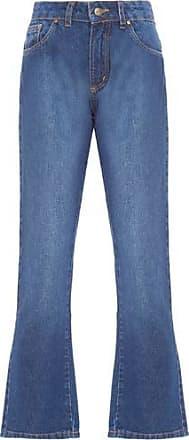 Wrangler Calça Jeans Retro Wide Leg Wrangler - Azul