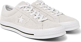 Converse One Star Ox Suede Sneakers - Off-white