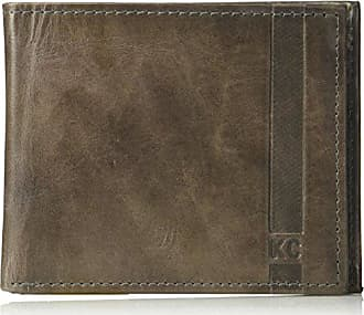 Kenneth Cole Reaction Mens RFID Security Blocking Slimfold Wallet