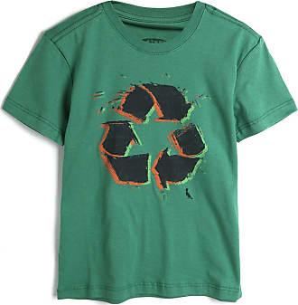 Reserva Mini Camiseta Reserva Mini Infantil Recicle Verde
