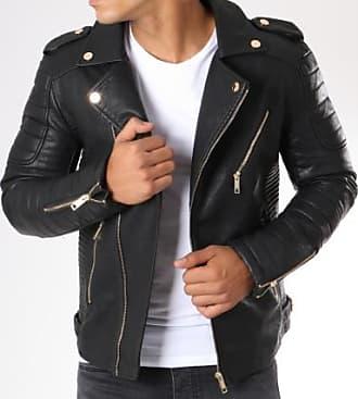 Vestes En Cuir pour Hommes   Achetez 2603 produits à jusqu à −76 ... 560105ef229b