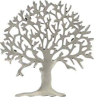 Old Dutch International Satin Nickel Tree Trivet