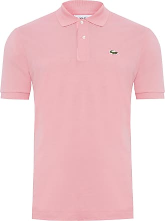 Lacoste POLO MASCULINA BEST - ROSA