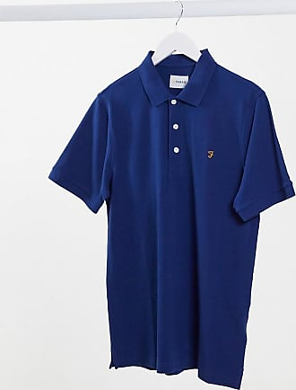 Farah: Skjorter i Blå nå opp til −55%   Stylight