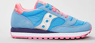 Reposi Calzature Saucony - Sneakers azzurro rosa