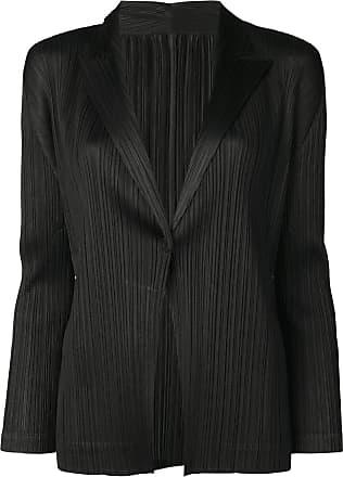 Issey Miyake black blazer jacket