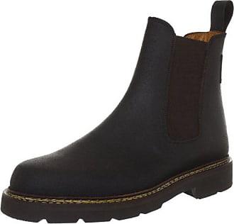 94ffe7bc13a4e Aigle Quercy - Chaussure dequitation - Homme - Marron (Dark Brown) - 46 EU