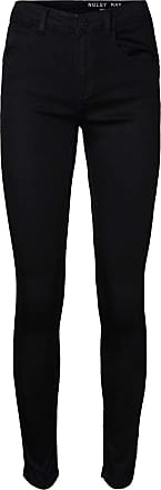 Noisy May Womens Slim Jeans - Black - W28