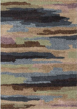 Orian Rugs Wild Weave Pickard Area Rug, 53 x 76, Multicolor