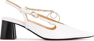 Ellery Sapato com fechamento no tornozelo - Branco