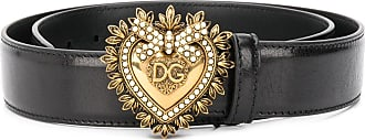 Dolce & Gabbana Cinto DG Amore - Preto