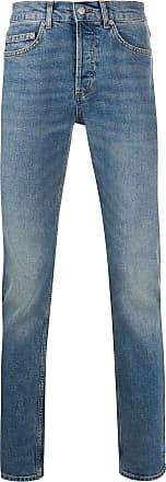 Sandro Calça jeans slim cintura alta - Azul