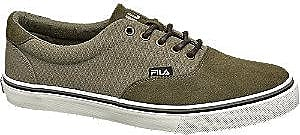 aea80092ad6 Fila Donker Groene Canvas Sneaker Heren (maat 43)