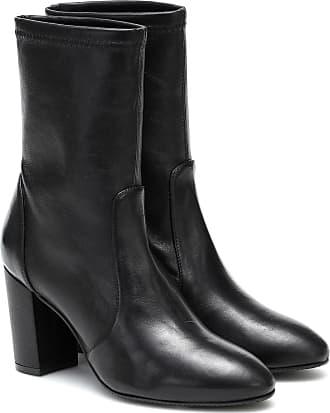 Stuart Weitzman Yuliana leather ankle boots