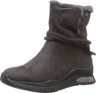 Refresh Womens 69251 Ankle Boots, Grey (Gris Gris), 4 UK