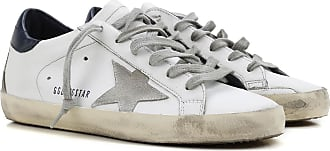 Golden Goose Sneakers for Women, White, Leather, 2017, 6 7
