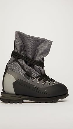 Acne Studios FN-WN-SHOE000234 Anthracite grey Trekking boots