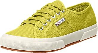Superga 2750-cotu Classic, Unisex Adults Fashion Low-Top Trainers, Apple Green, 3.5 UK (36 EU)