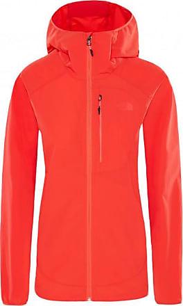 8a665166f2 The North Face Northdome Wind Jacket Softshelljacke für Damen | rot