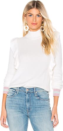 Splendid x MARGHERITA Amico Turtleneck Sweater in White
