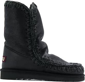 Mou stitch detail snow boots - CBKG