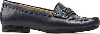 Van Dal Womens Barnham X Wide Fit Loafer (Midnight, 5)