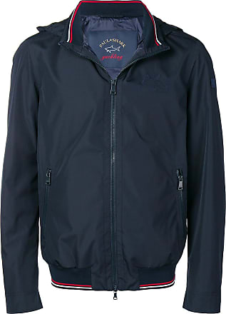 Paul & Shark zip-up jacket - Azul