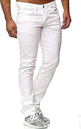 Herren Denim Stretch Jeans im Destroyed Look TAZZIO 16525